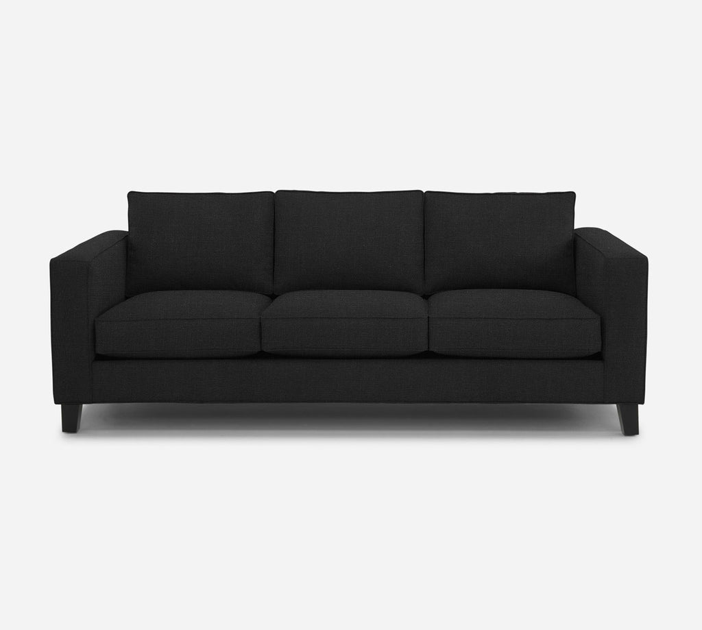 Remy 3 Seat Sofa - Heritage - Charcoal