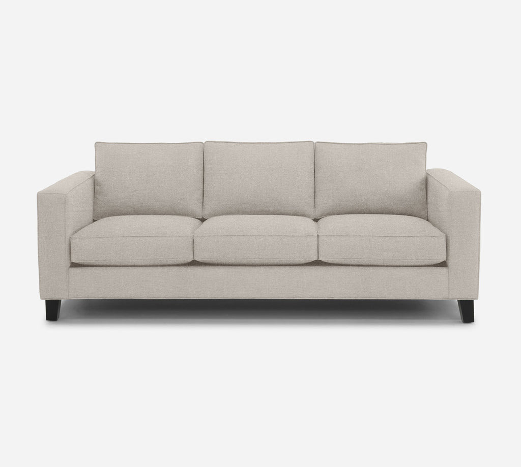 Remy 3 Seat Sofa - Heritage - Ivory