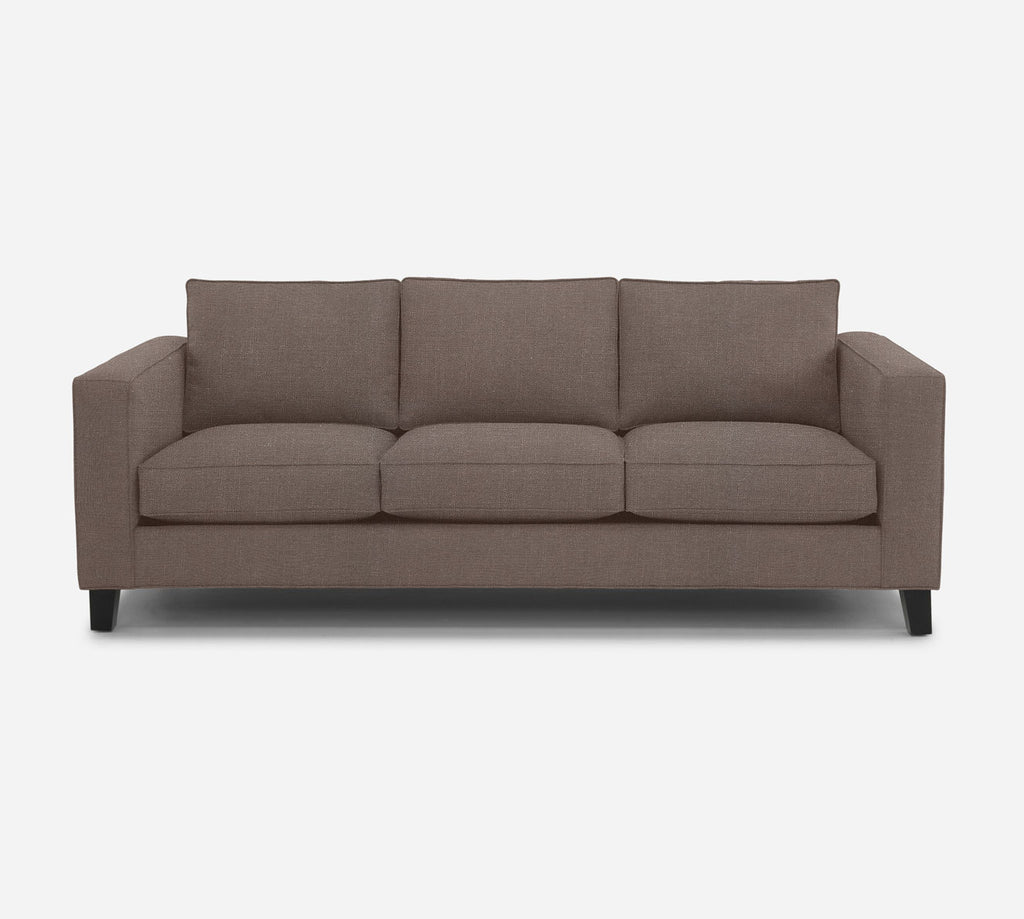 Remy 3 Seat Sofa - Heritage - Pebble
