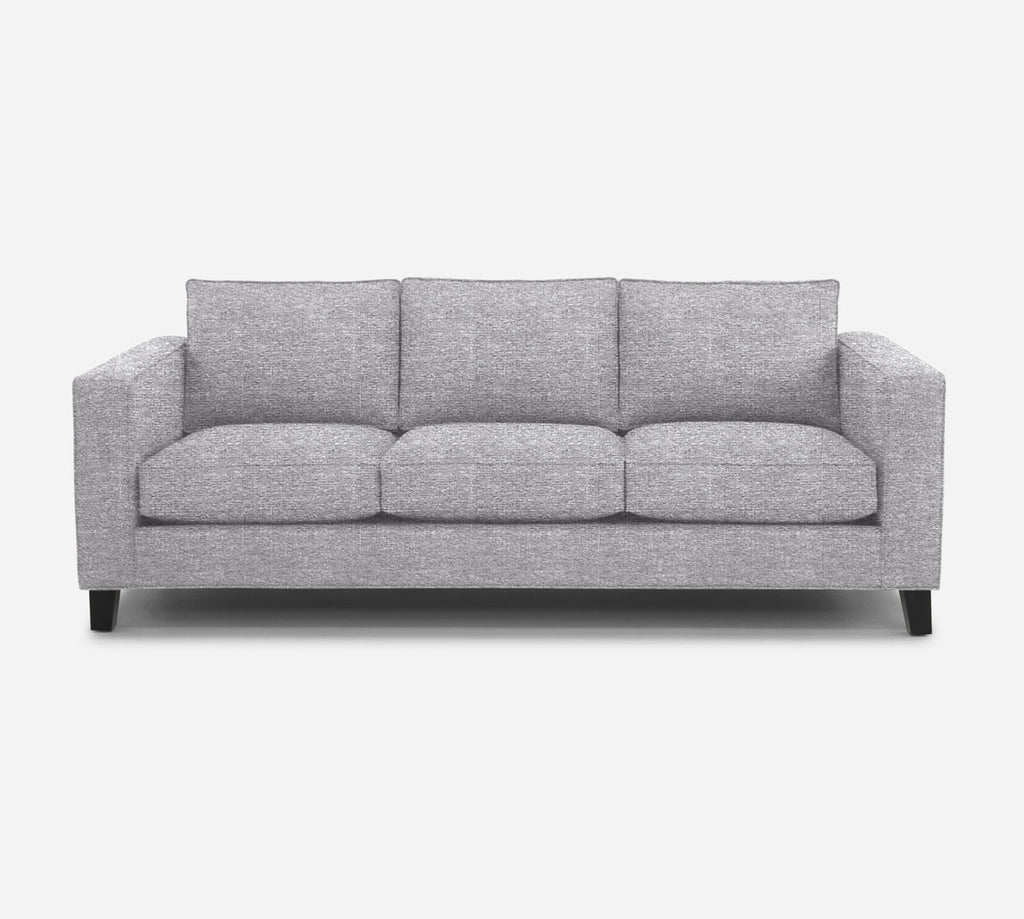 Remy 3 Seat Sofa - Stardust - Domino