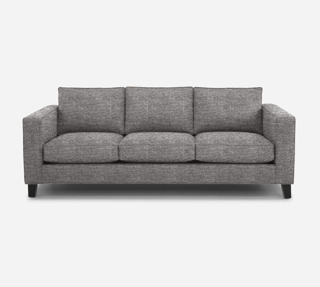 Remy 3 Seat Sofa - Stardust - Fossil