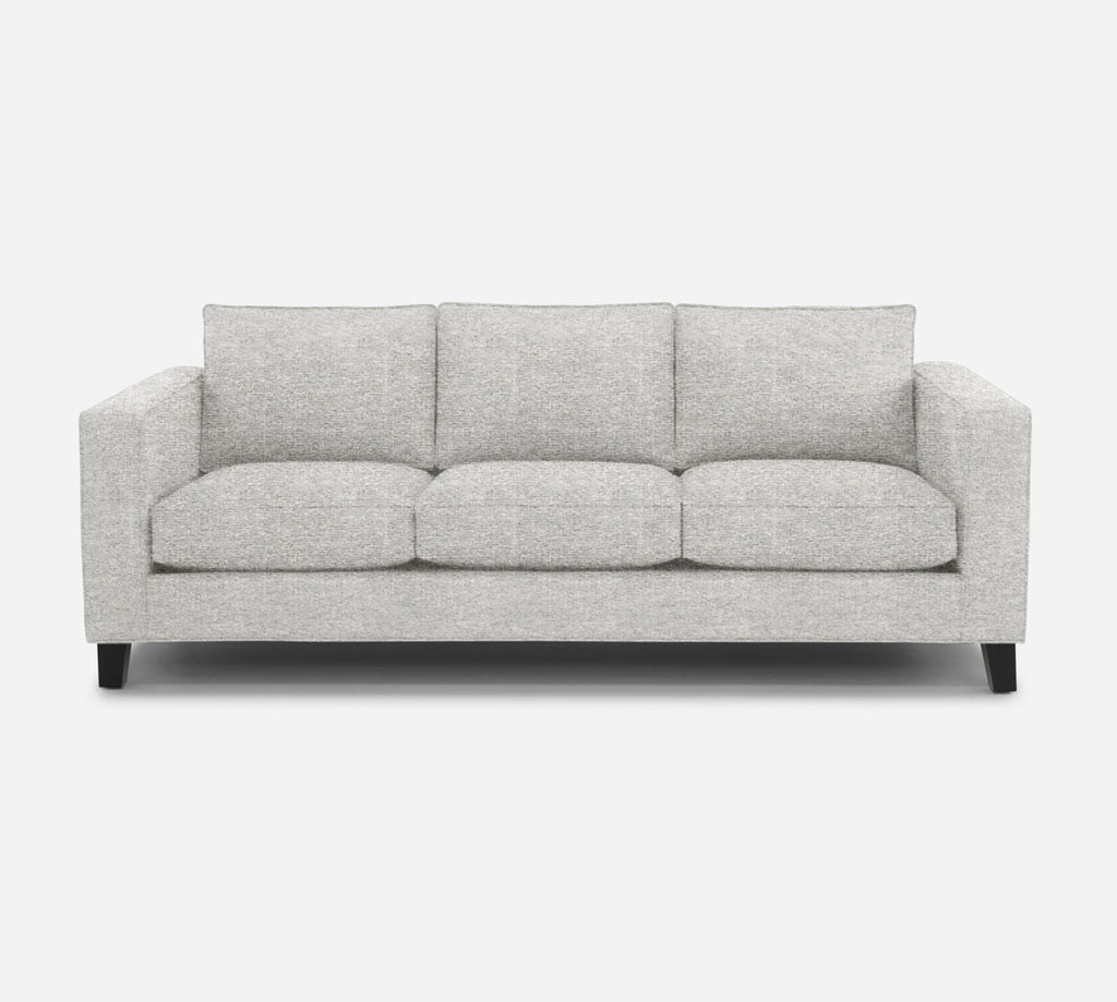 Remy 3 Seat Sofa - Stardust - Ivory