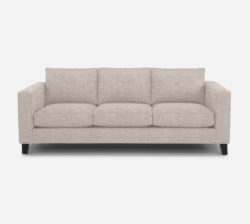 Remy 3 Seat Sofa - Stardust - Oatmeal