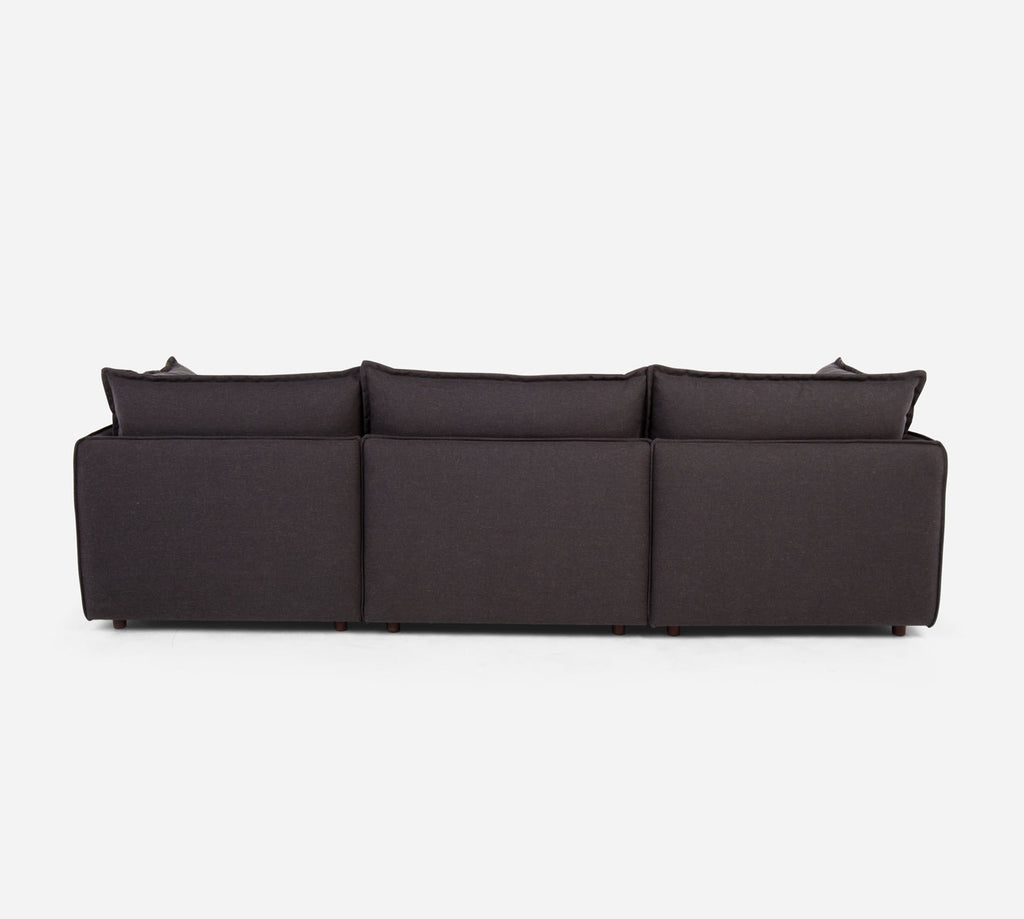 Lova Conversation Pit - Heritage - Charcoal
