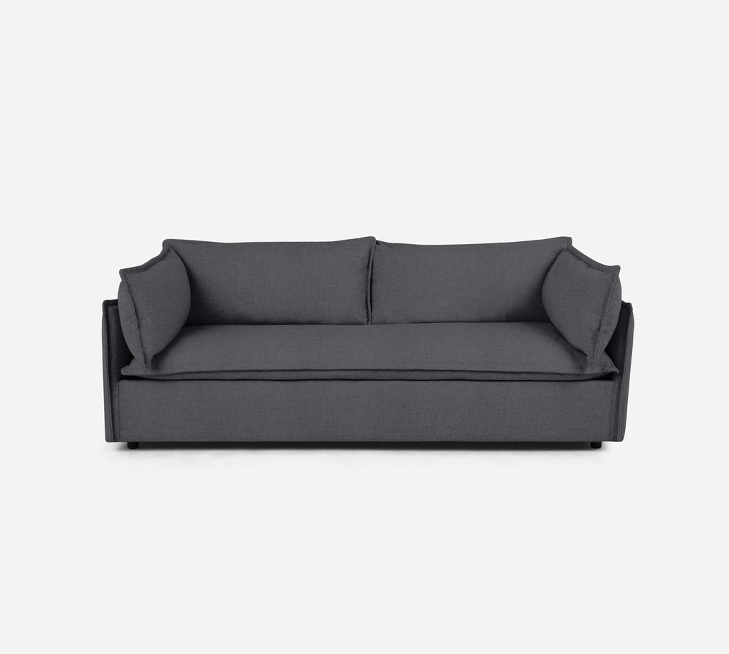 Lova Sofa - Coastal - Steel