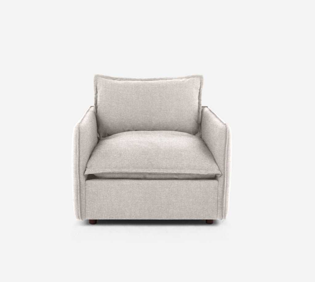 Lova Swivel Chair - Coastal - Sand