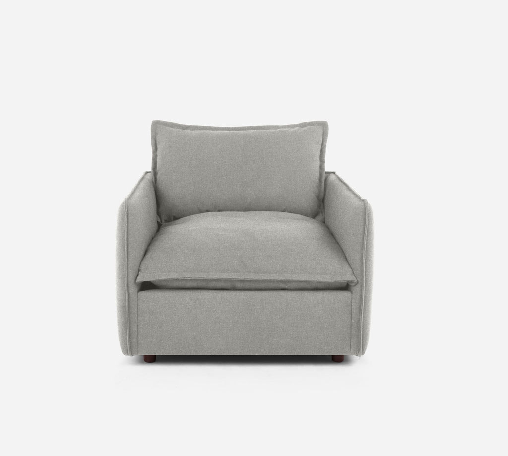 Lova Swivel Chair - Dawson - Oatmeal