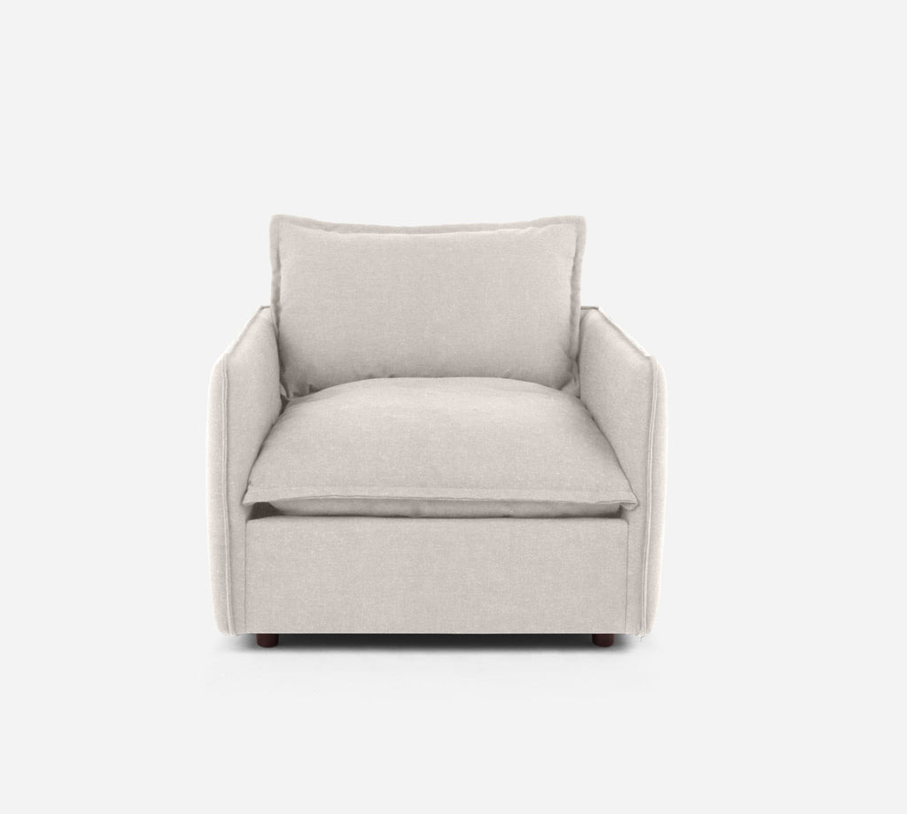 Lova Swivel Chair - Heritage - Ivory