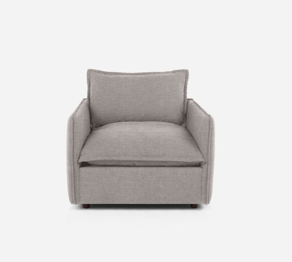 Lova Swivel Chair - Key Largo - Almond