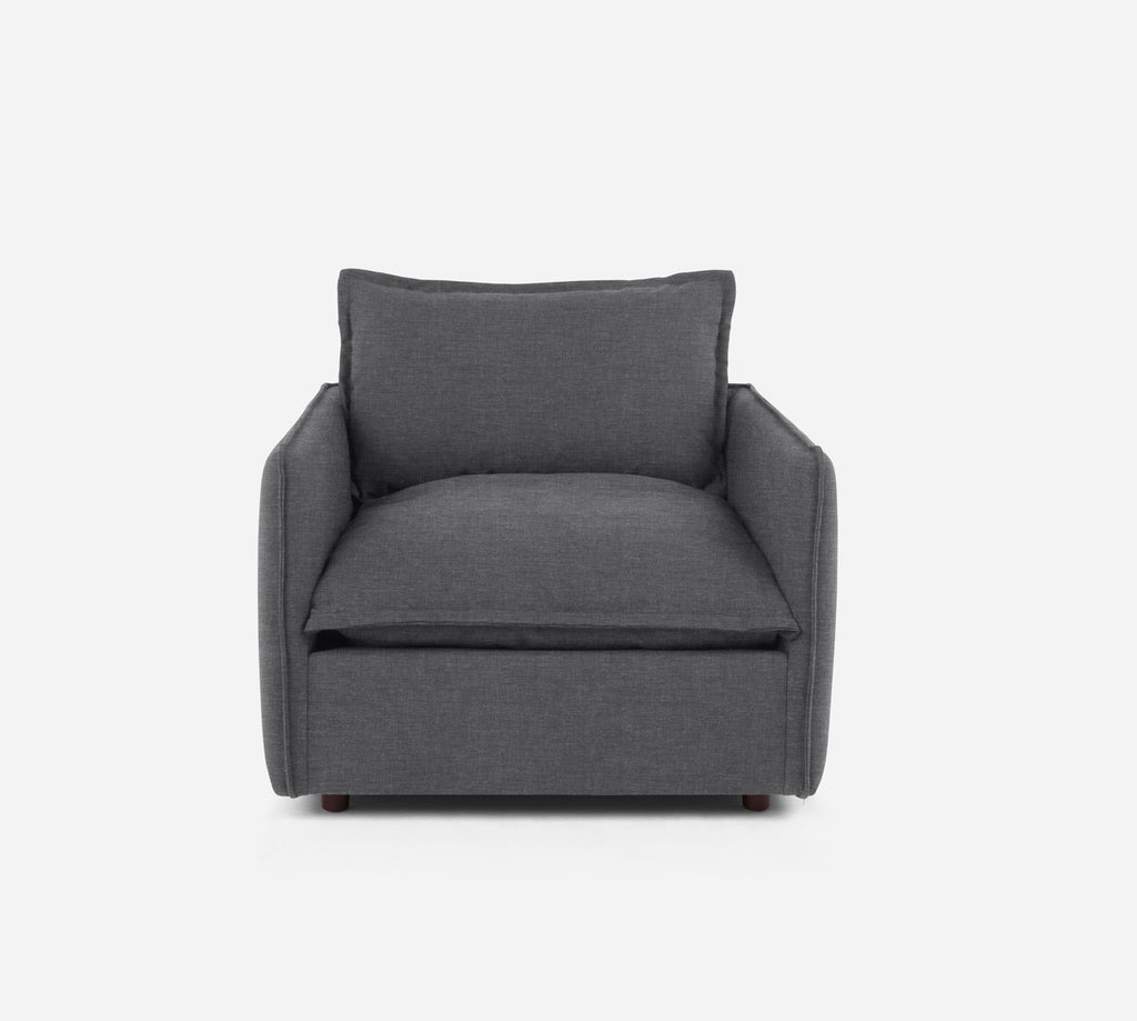 Lova Swivel Chair - Key Largo - Ash