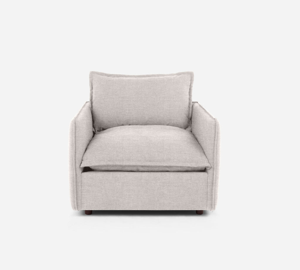 Lova Swivel Chair - Key Largo - Oatmeal