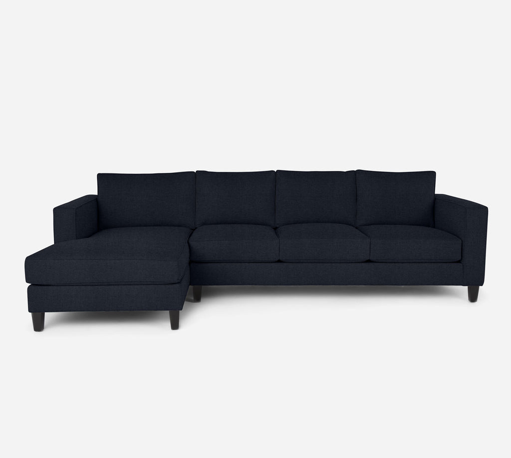 Remy LAF Chaise Sectional - Coastal - Sailor