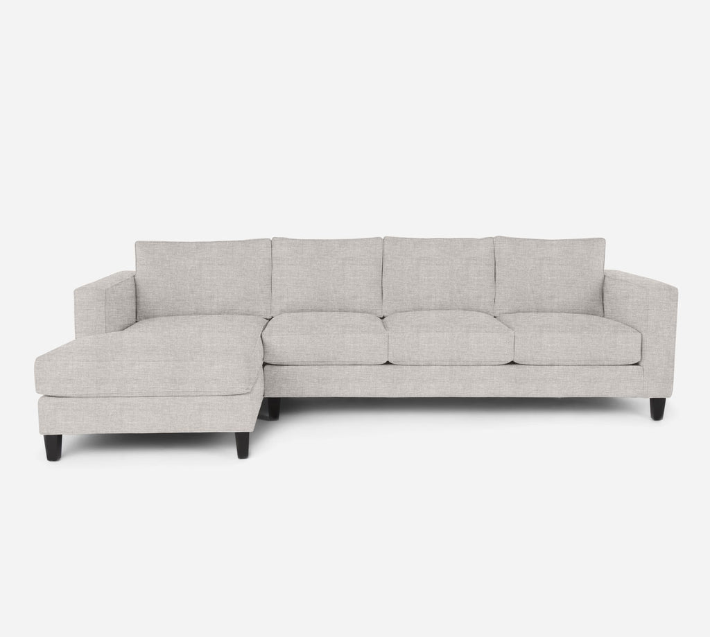 Remy LAF Chaise Sectional - Key Largo - Oatmeal