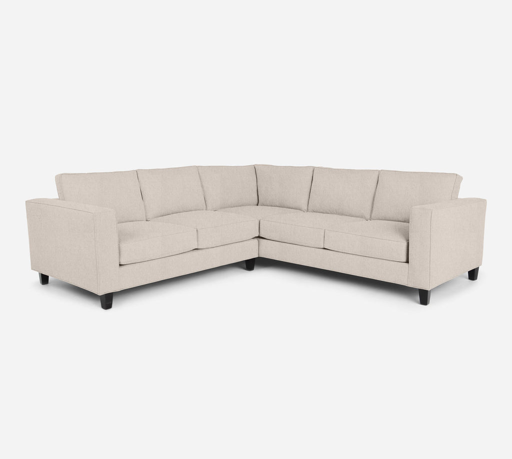 Remy LAF Corner Sectional - Kenley - Canvas