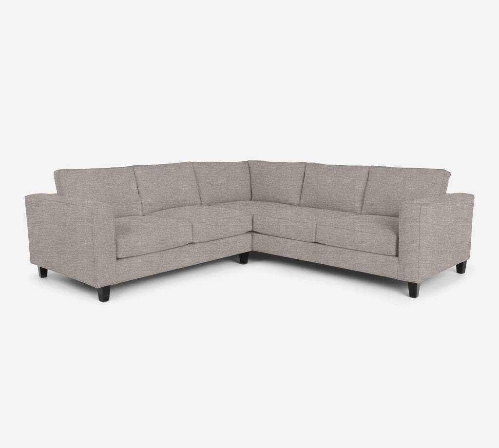 Remy LAF Corner Sectional - Key Largo - Almond