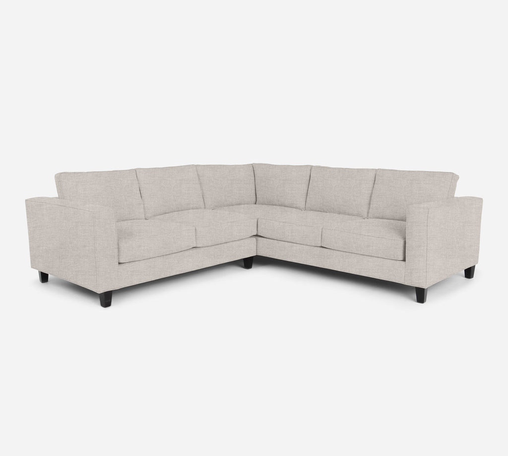 Remy LAF Corner Sectional - Key Largo - Oatmeal
