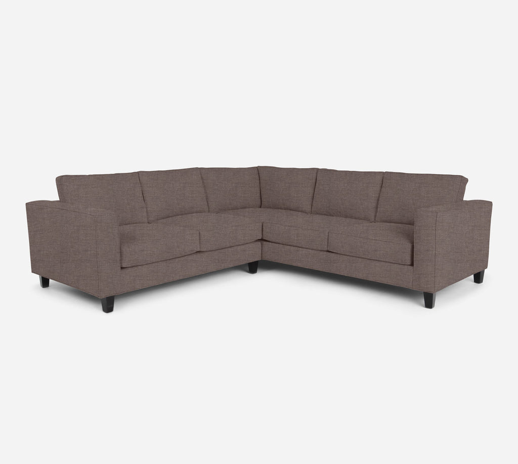 Remy LAF Corner Sectional - Key Largo - Pumice