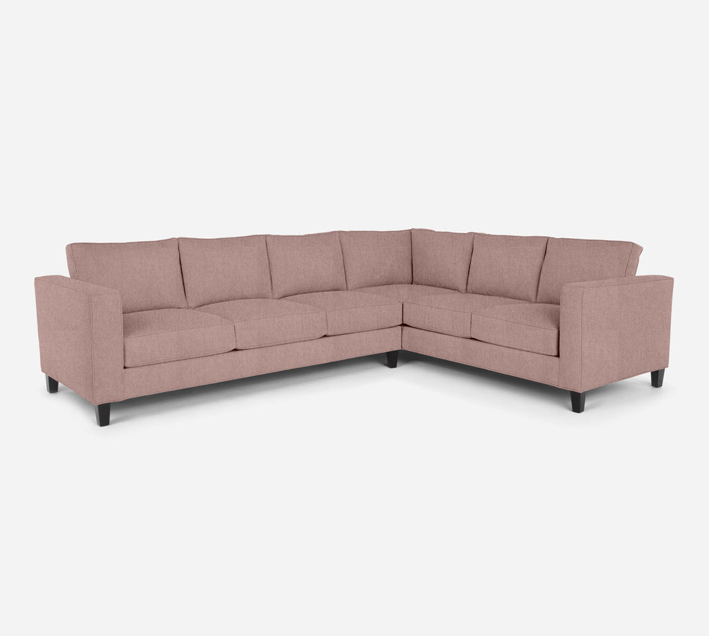 Remy LAF Large Corner Sectional - Kenley - Quartz