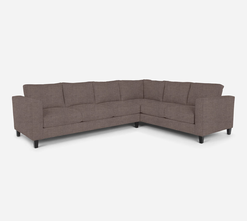 Remy LAF Large Corner Sectional - Key Largo - Pumice