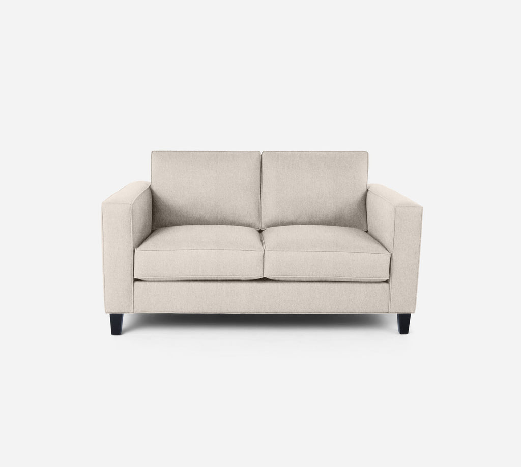 Remy Loveseat - Kenley - Canvas