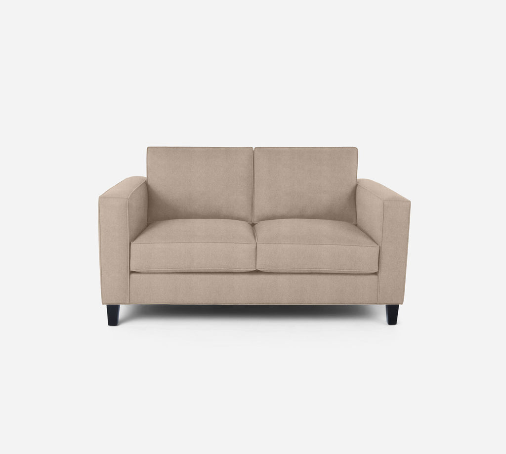 Remy Loveseat - Passion Suede - Camel