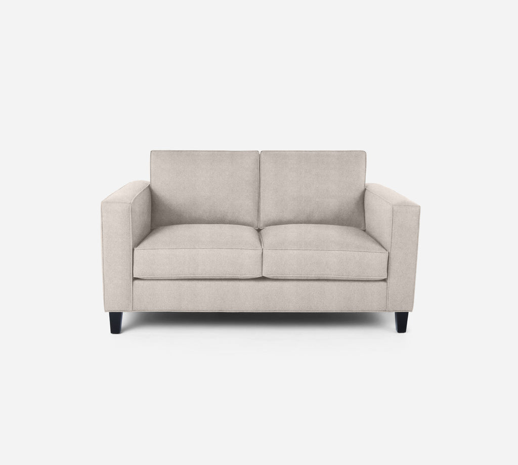Remy Loveseat - Passion Suede - Oyster