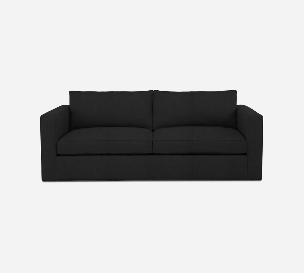 Remy 2 Seat Sleeper Sofa - Heritage - Charcoal