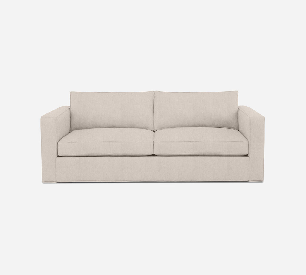 Remy 2 Seat Sleeper Sofa - Kenley - Canvas