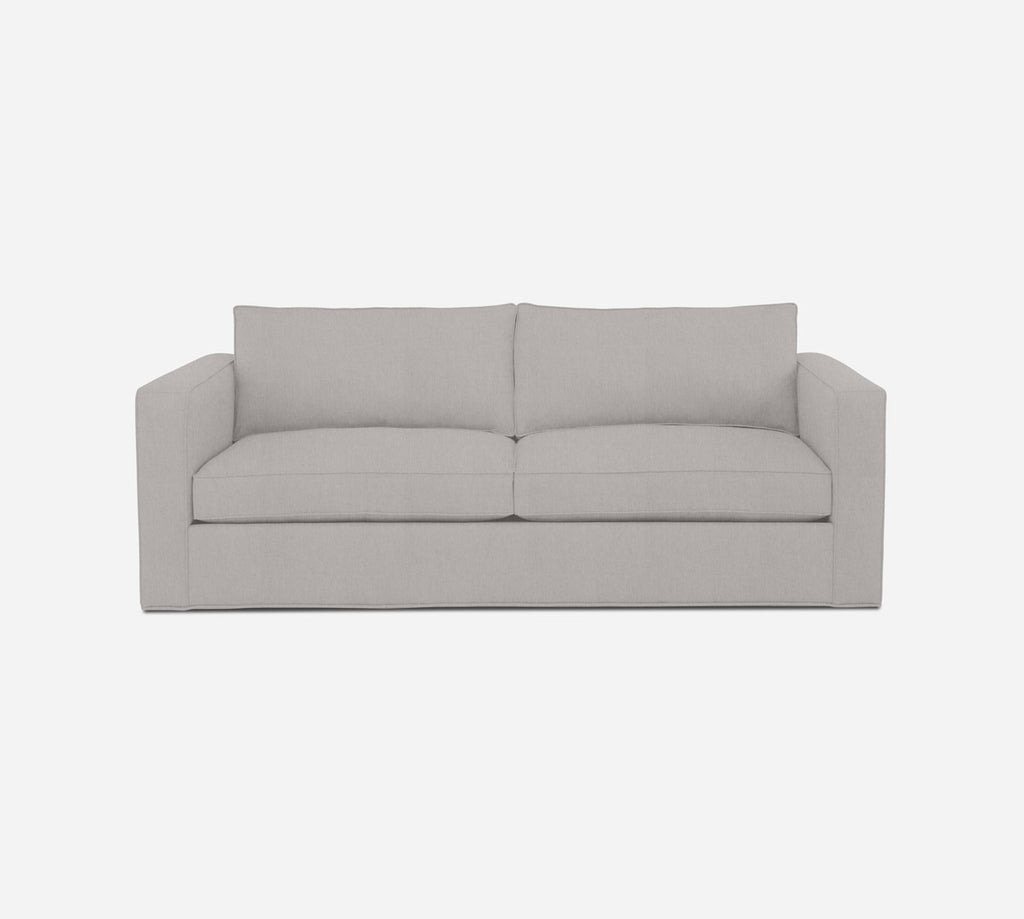 Remy 2 Seat Sleeper Sofa - Kenley - Moondust