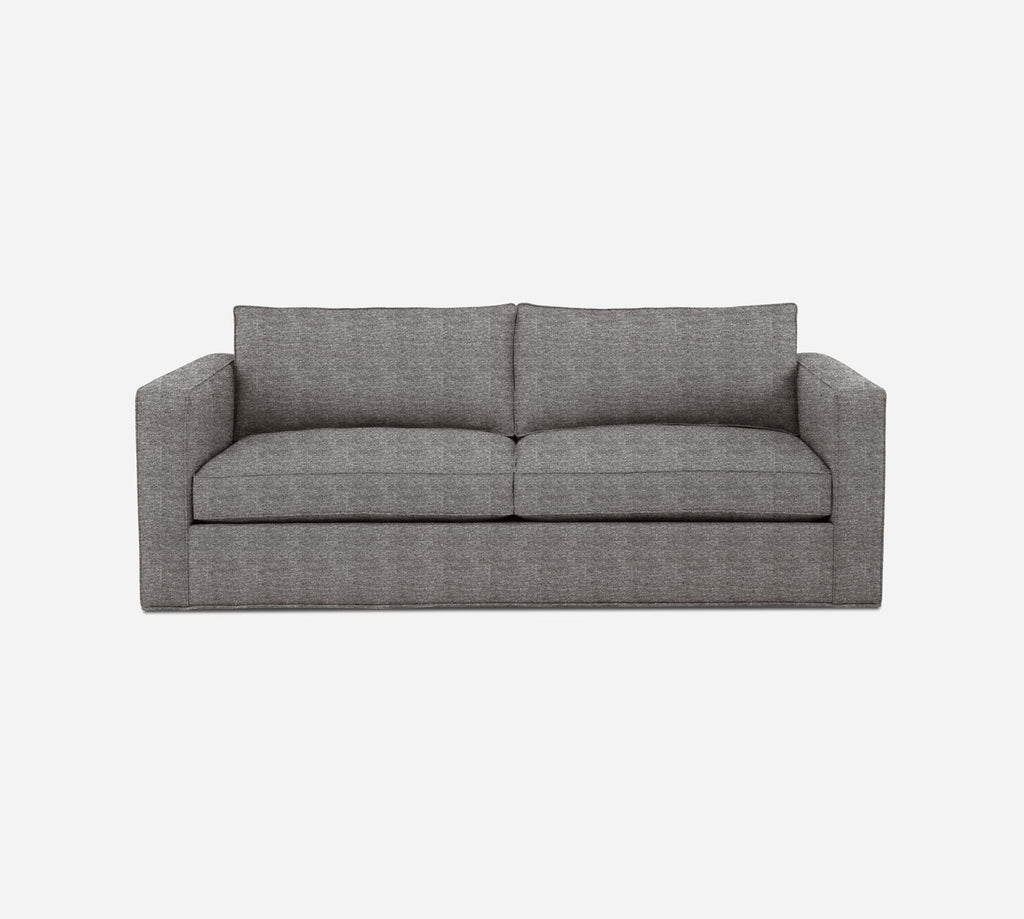 Remy 2 Seat Sleeper Sofa - Stardust - Fossil