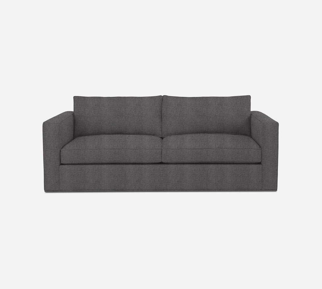 Remy 2 Seat Sleeper Sofa - Theron - Concrete