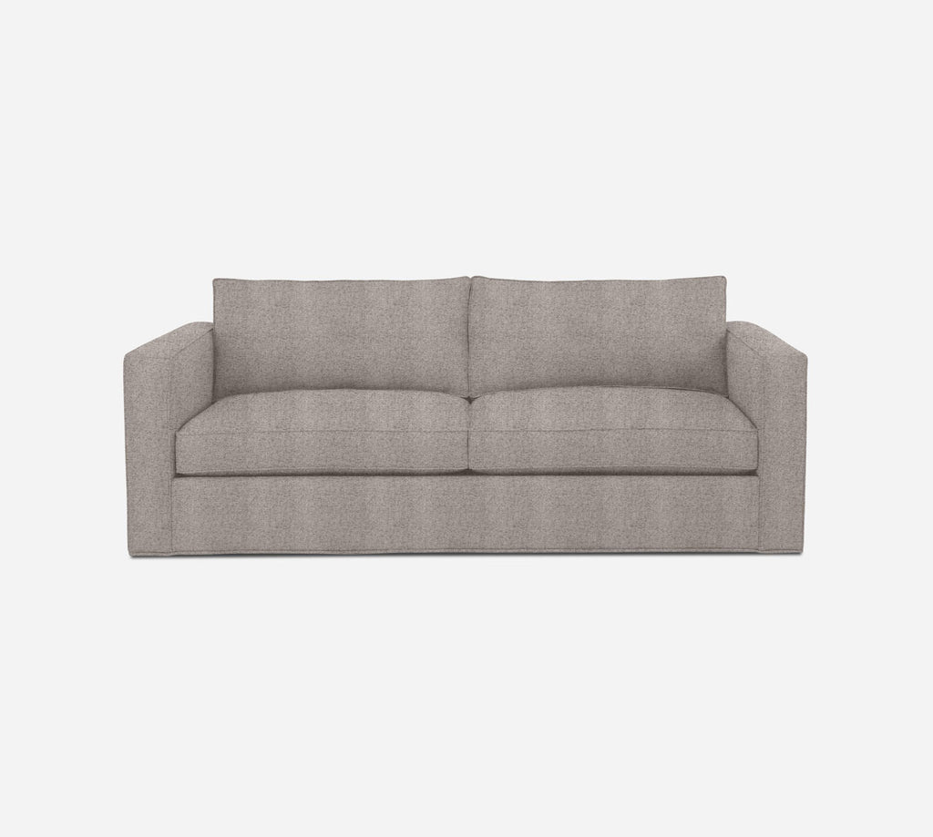 Remy 2 Seat Sleeper Sofa - Theron - Oyster