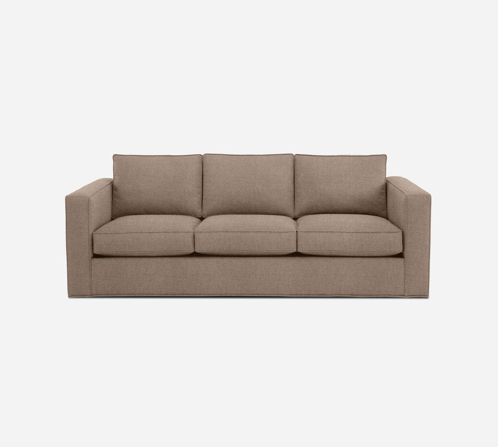 Remy 3 Seat Sleeper Sofa - Coastal - Cashew