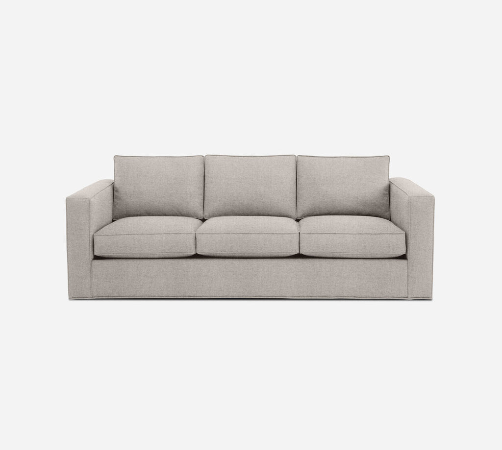 Remy 3 Seat Sleeper Sofa - Coastal - Sand