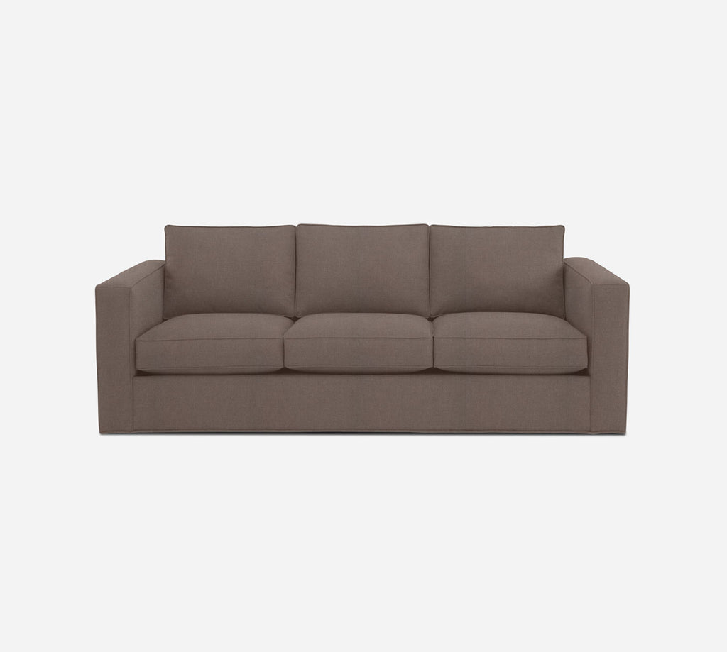 Remy 3 Seat Sleeper Sofa - Heritage - Pebble