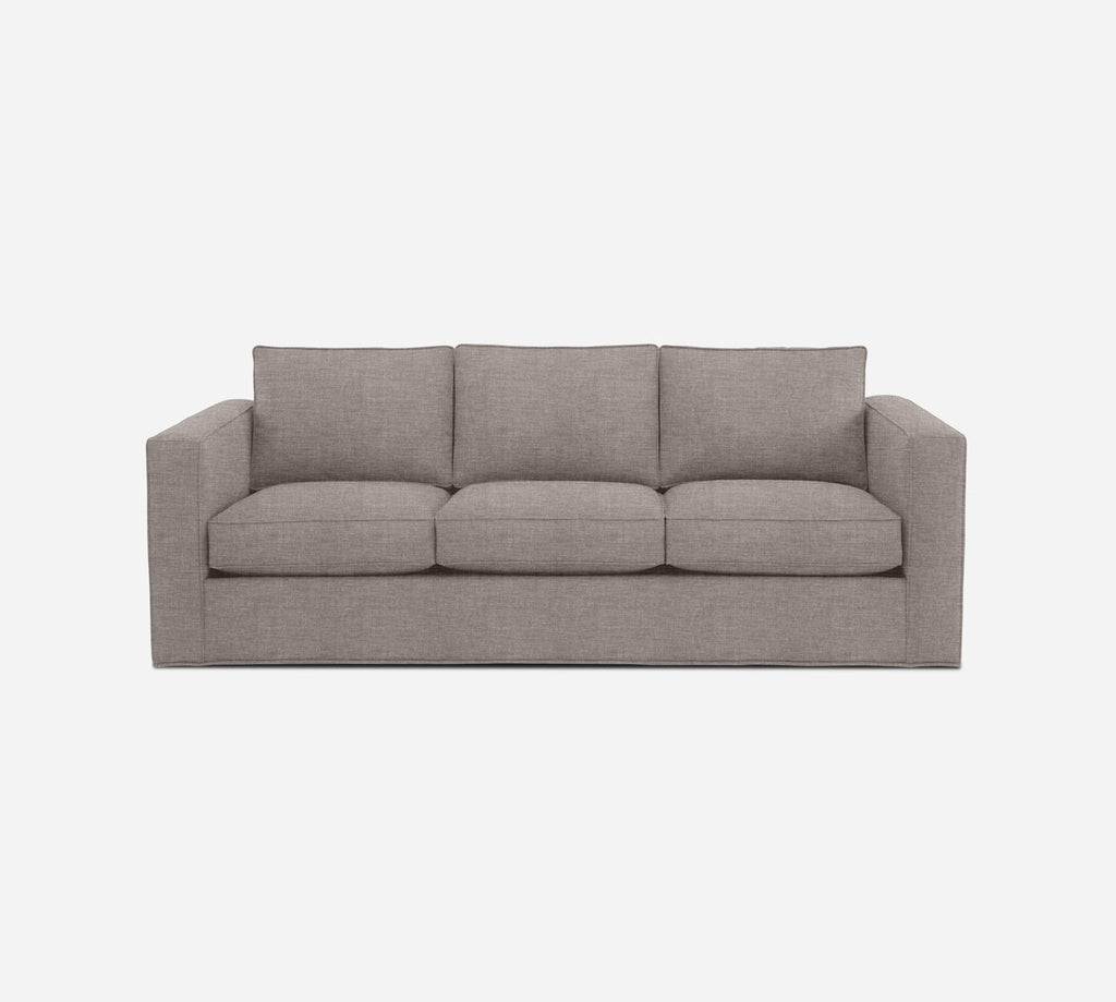 Remy 3 Seat Sleeper Sofa - Key Largo - Almond