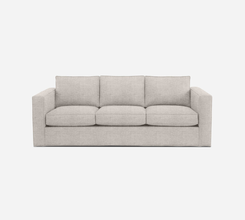 Remy 3 Seat Sleeper Sofa - Key Largo - Oatmeal