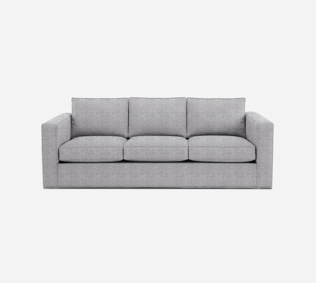 Remy 3 Seat Sleeper Sofa - Stardust - Domino