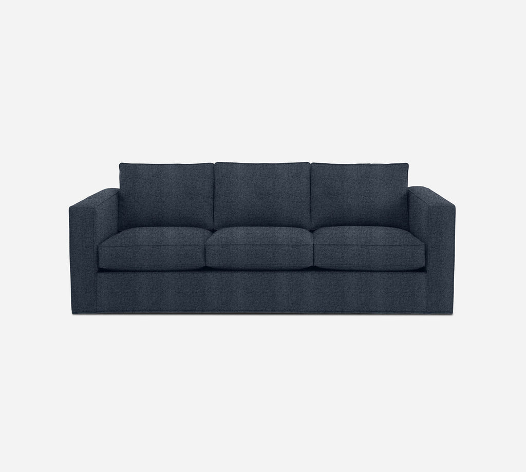 Remy 3 Seat Sleeper Sofa - Theron - Baltic