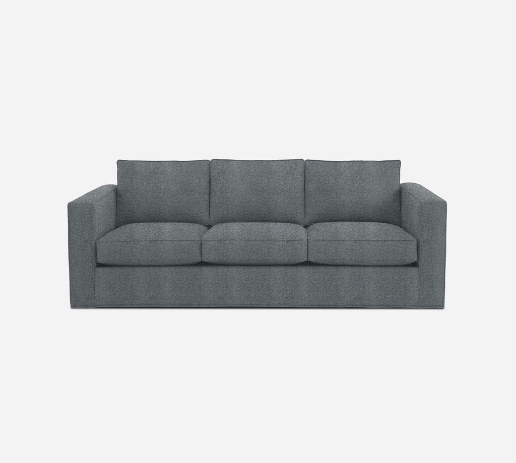 Remy 3 Seat Sleeper Sofa - Theron - Haze