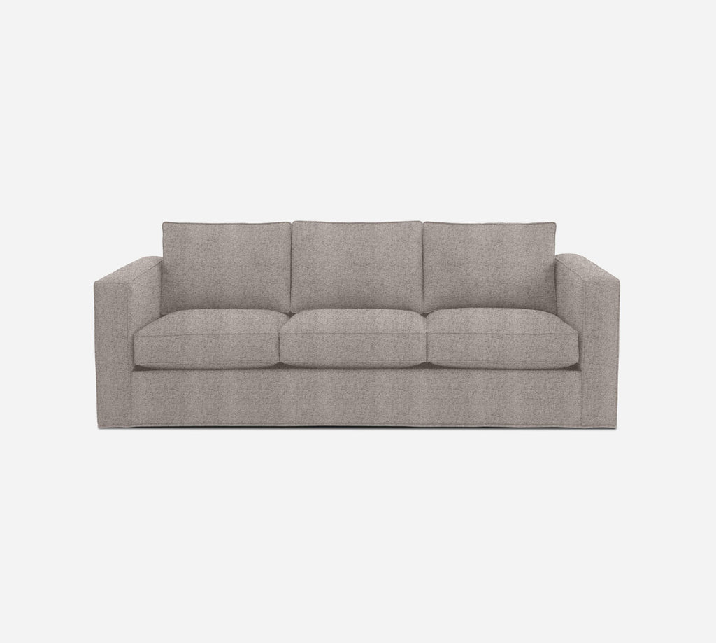 Remy 3 Seat Sleeper Sofa - Theron - Oyster