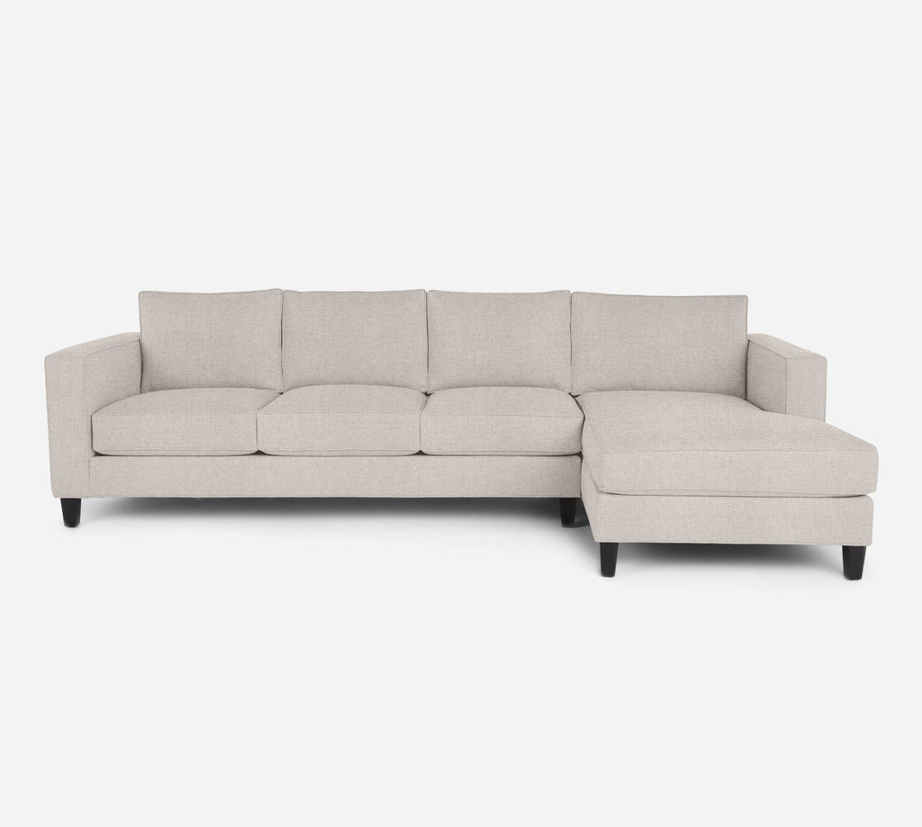 Remy RAF Chaise Sectional - Coastal - Sand