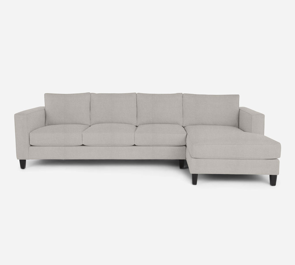 Remy RAF Chaise Sectional - Heritage - Ivory