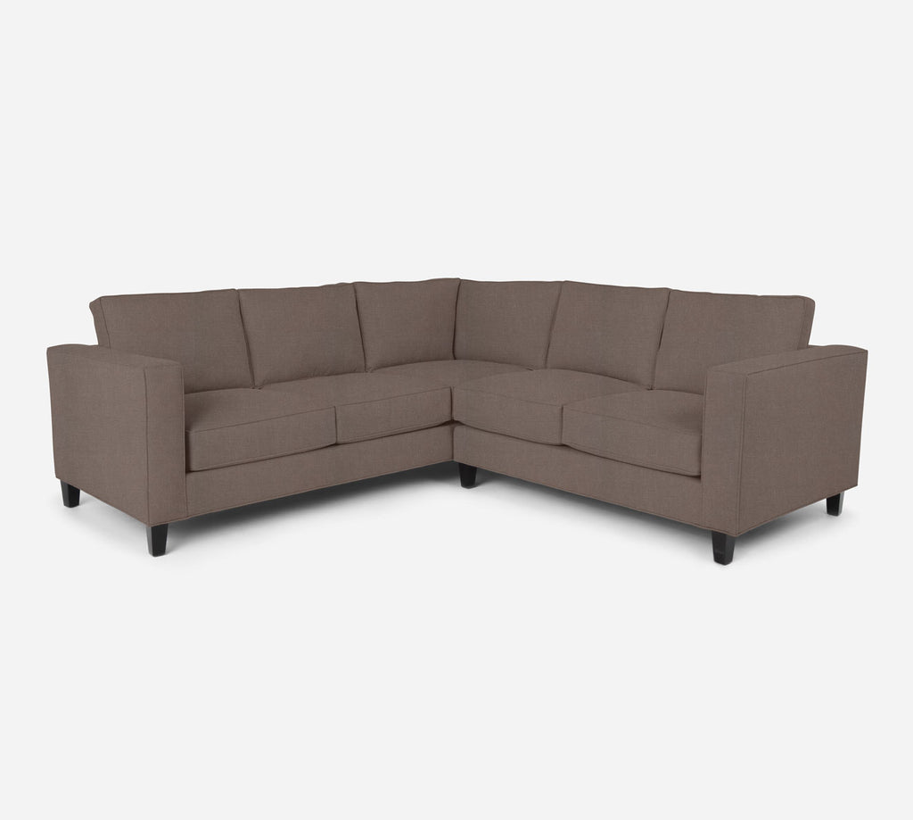 Remy RAF Corner Sectional - Heritage - Pebble