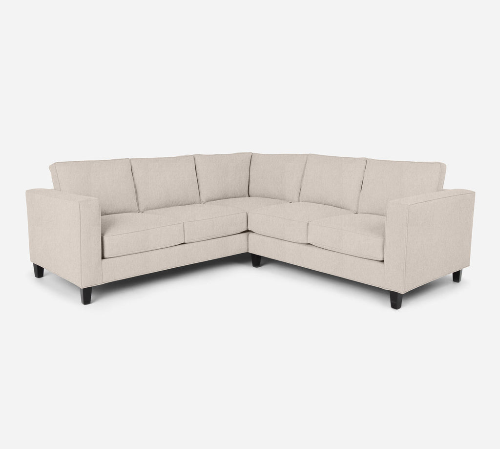 Remy RAF Corner Sectional - Kenley - Canvas