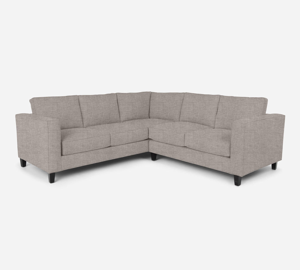 Remy RAF Corner Sectional - Key Largo - Almond