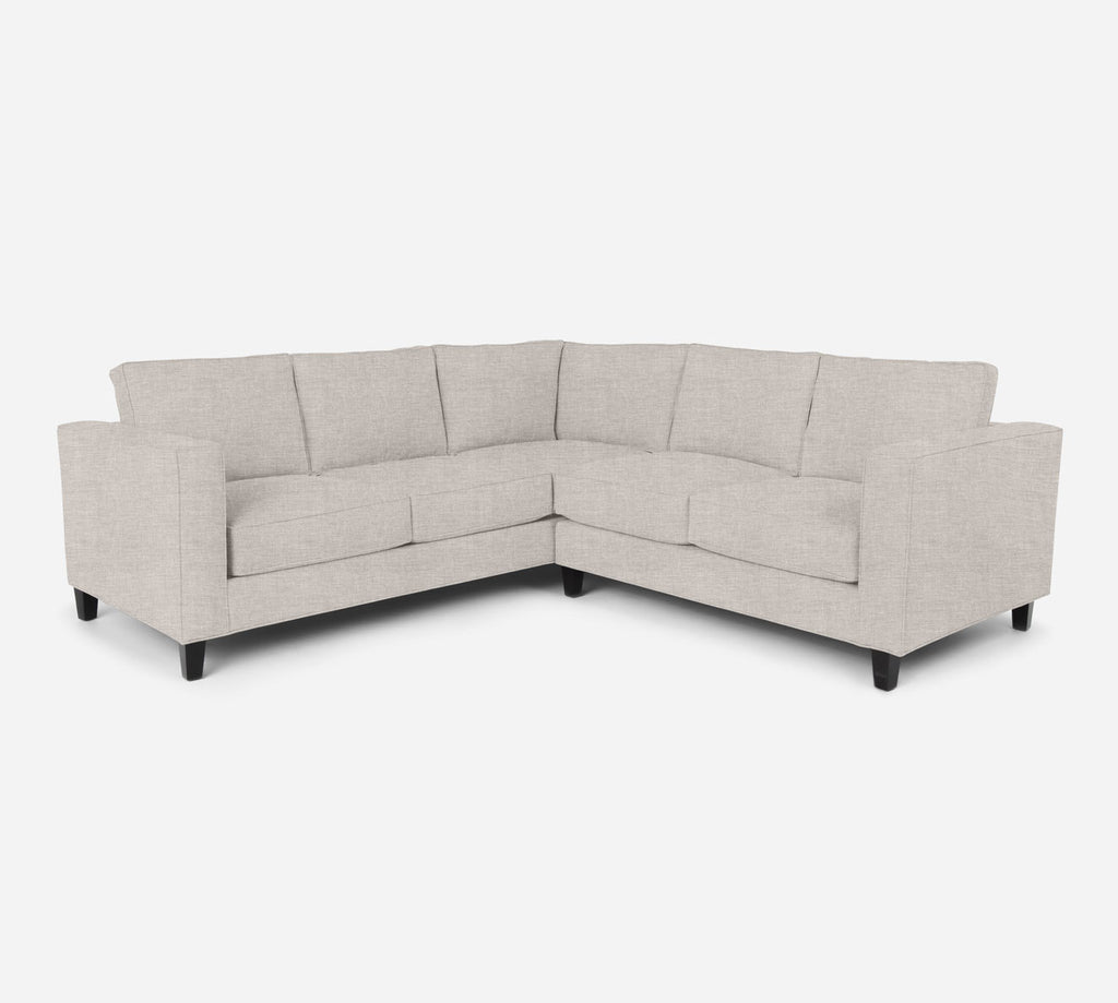 Remy RAF Corner Sectional - Key Largo - Oatmeal