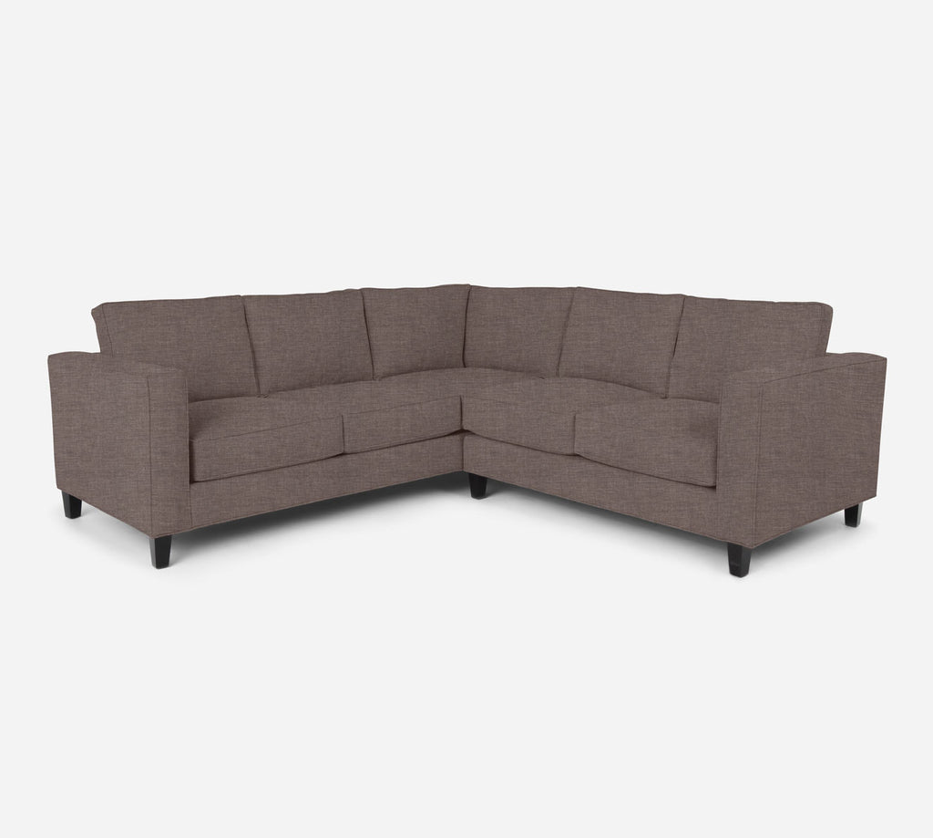 Remy RAF Corner Sectional - Key Largo - Pumice