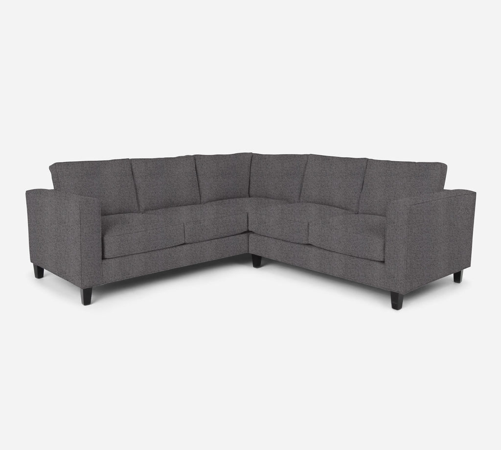 Remy RAF Corner Sectional - Theron - Concrete