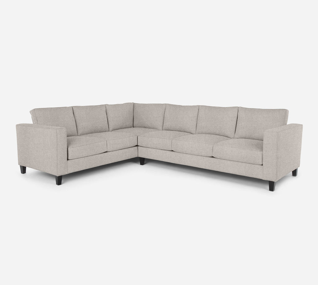 Remy RAF Large Corner Sectional - Coastal - Sand